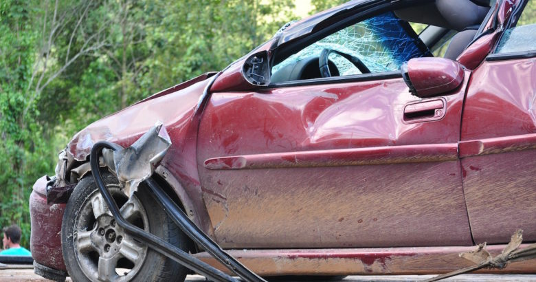 totaled car that could have benefited from adding GAP insurance to their Massachusetts auto insurance policy.