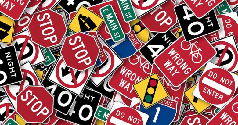 common traffic violations