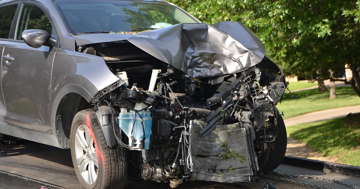 What To Do If You\'re In a Car Accident | Click Insurance
